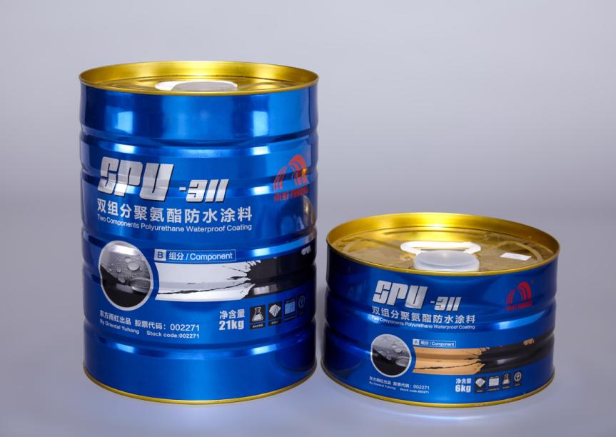 东方雨虹双组分聚氨酯防水涂料spu-311-i图片